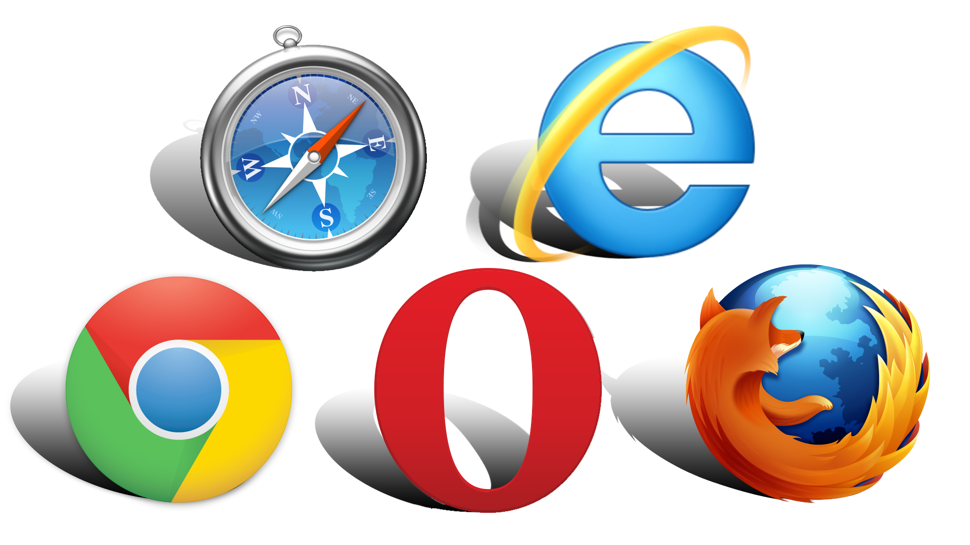 Coba gunakan browser yang lain saat mengakses situs internet banking